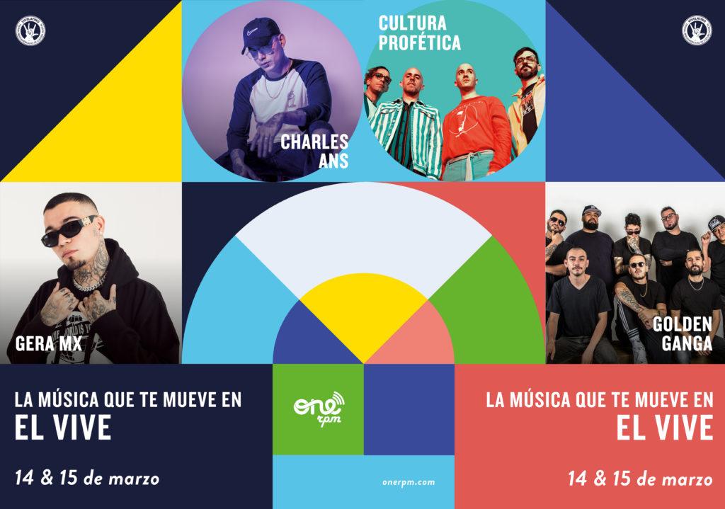 La música independiente se abre camino en el Vive Latino