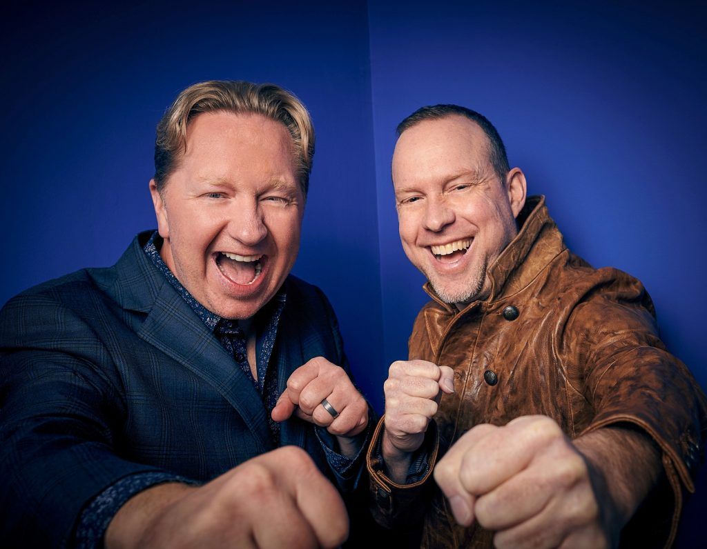 Микки Джек Конес и Эммануэль Зунц; Фото предоставлено: Грегг Рот.
