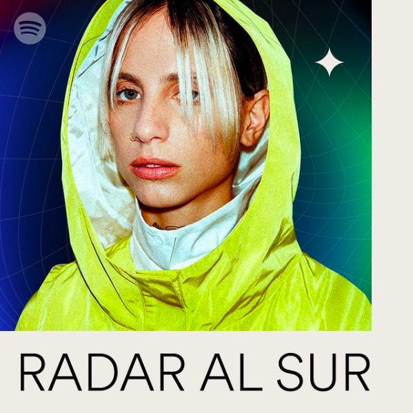 clara cava radar spotify al sur argentina